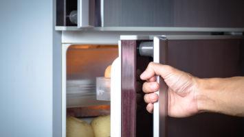 Jak uskladnit jídlo do mrazáku