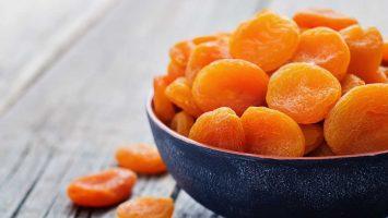 Sušené meruňky, jak sušit meruňky