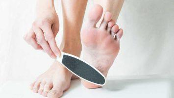 Jak pečovat o chodidla