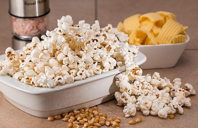 Popcorn a kalorie, je zdravý?