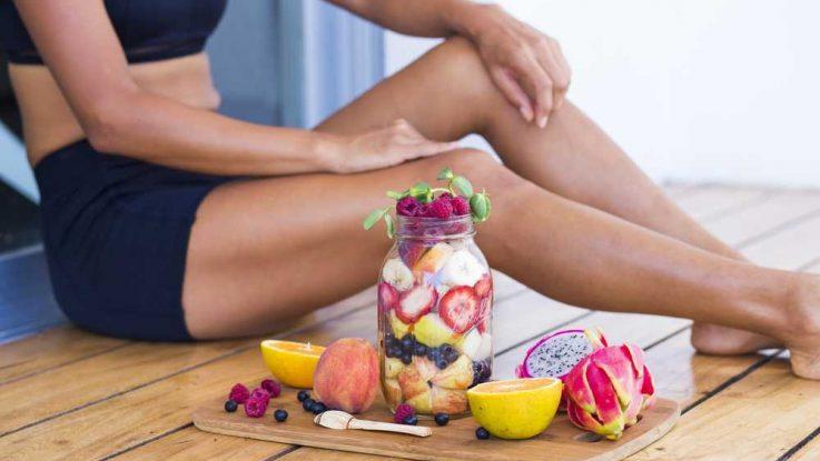 Co jíst před cvičením a po tréninku