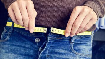 Jak správně změřit míry u kalhot
