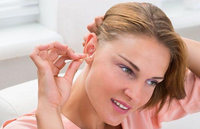 Jak vyčistit ucho