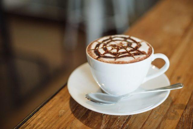Caffe Mocha kalorie