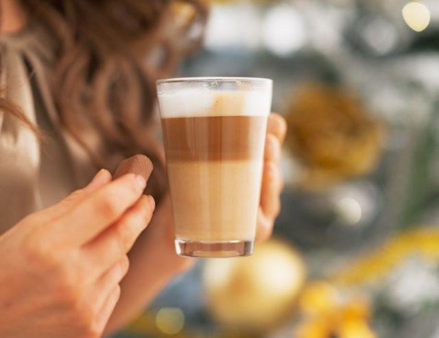 Caffé Latte kalorie