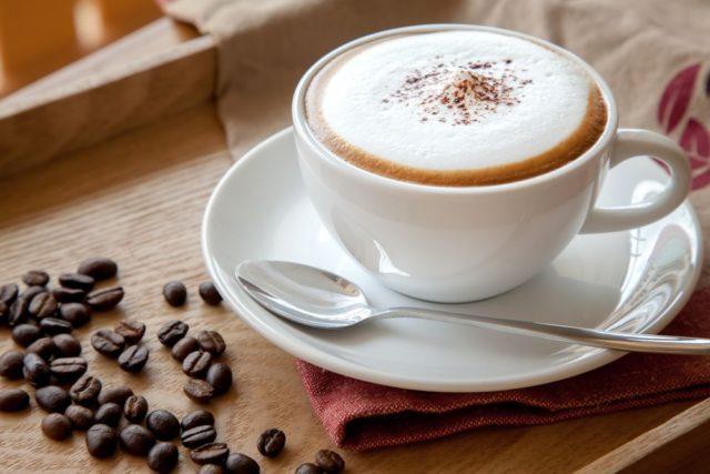 Cappuccino kalorie