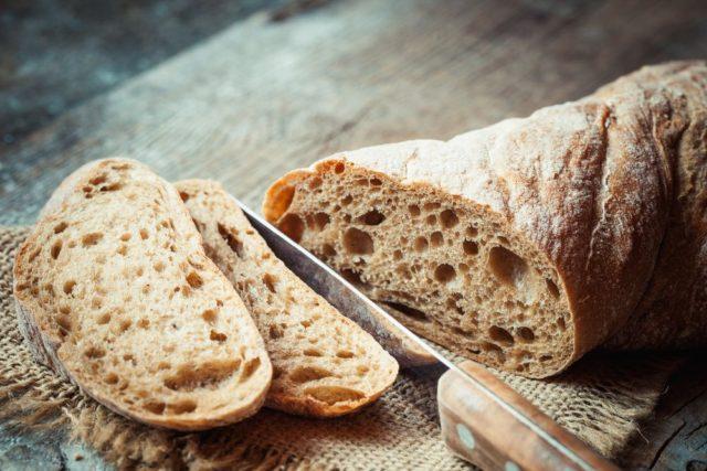 Хлеб бездрожжевой рецепты с фото пошагово