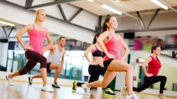 Aerobní cvičení