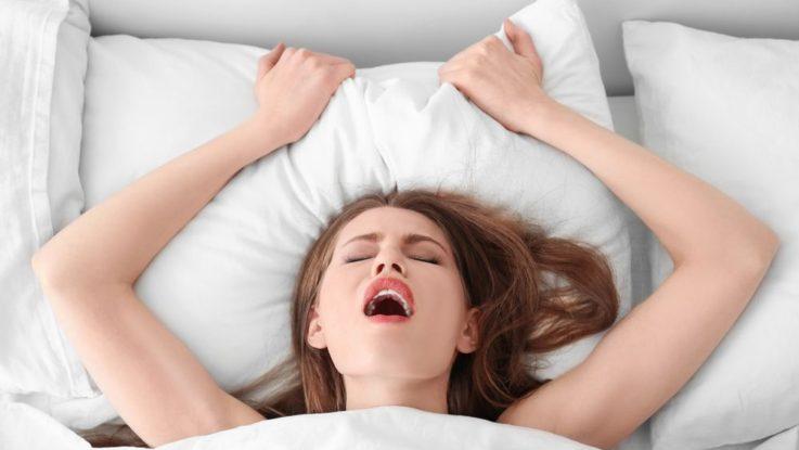 orgasmus během análního sexu