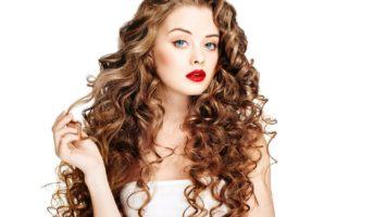 Trvalá ondulace a kudrnaté vlasy