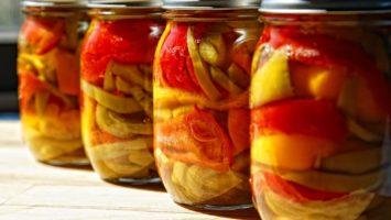 Jak zavařit papriky