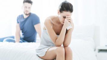 Jak se chovat po nevěře partnera