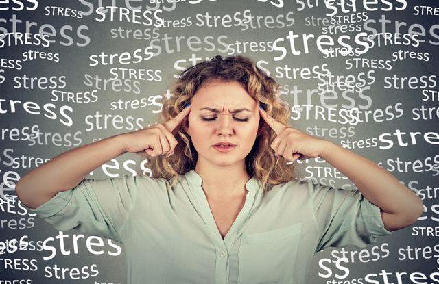 Příznaky stresu