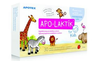 Apolaktík for kids soutěž