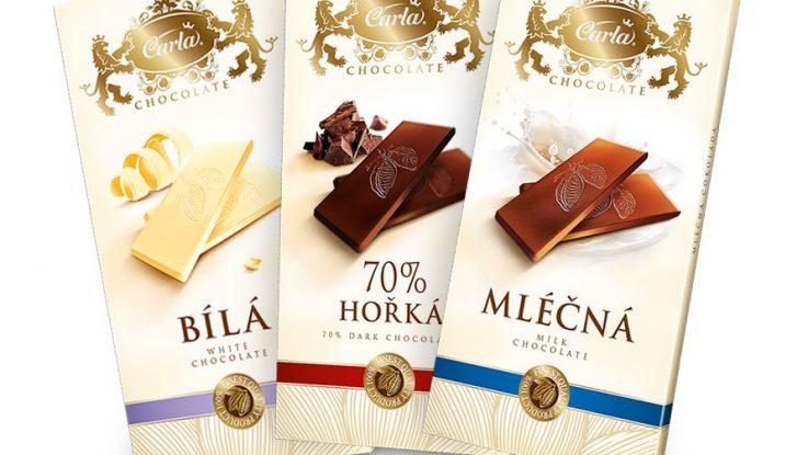 Čokolády Carla