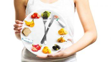 Přerušovaný půst, dieta, fitness
