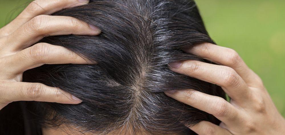 Šedivění vlasů