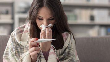 crp test, bakteriální nebo virová infekce