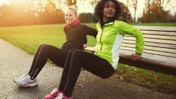 Cvičení a deprese