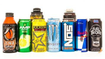 Nebezpečné energetické nápoje, energetické drinky