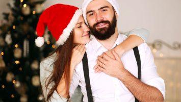 První společné Vánoce