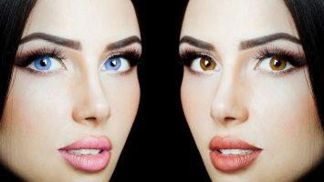 Laserová operace očí změna barvy očí