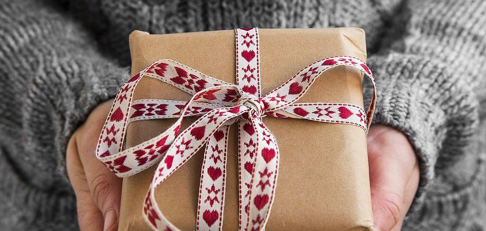Jak darovat vánoční dárek