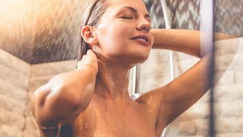 Pravidla sprchování, jak se sprchovat