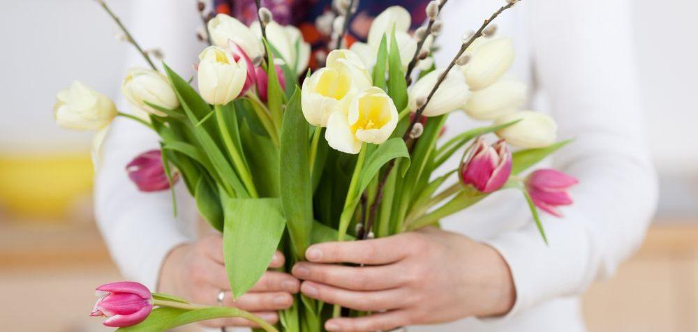 jak pečovat o řezané květiny