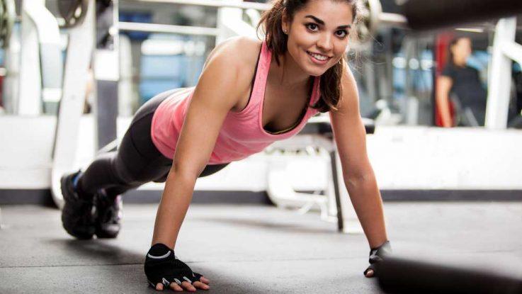 Jak cvičit ve fitku