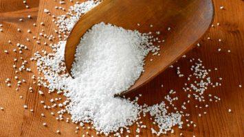 Glauberova sůl a detoxikace jater
