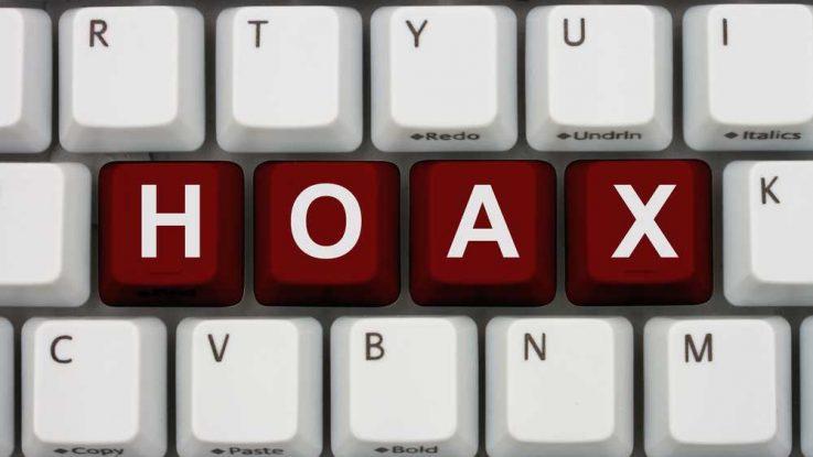 Jak poznat hoax