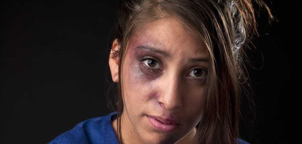 Domácí násilí na ženách