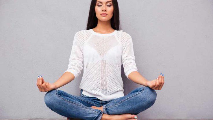 Relaxační techniky, meditace