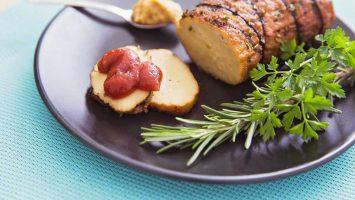 vegetariánské maso seitan
