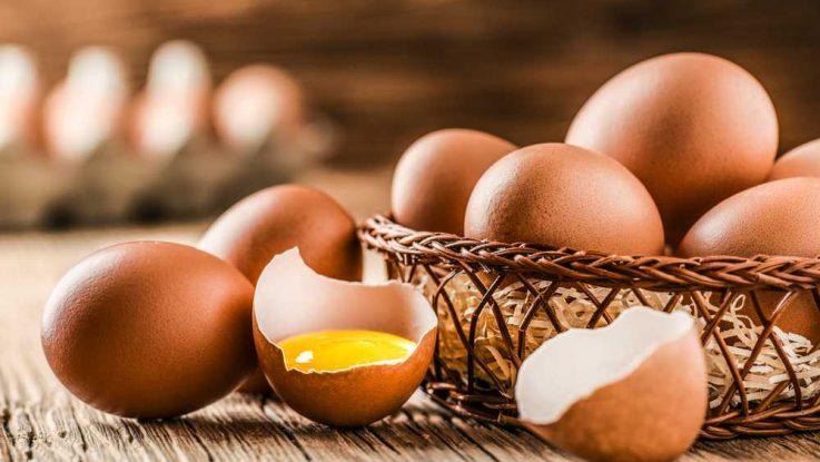 Jak poznat čerstvé vejce