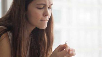 Co udělat se snubním prstenem po rozvodu