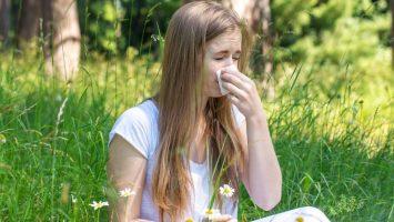 Alergie v dubnu, pylový kalendář