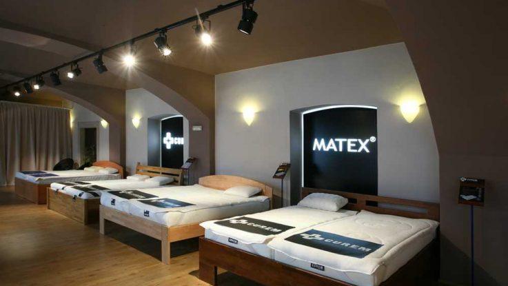 Nemůžete spát? Vyměňte matraci! Matex