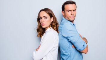 Krize v dlouhodobém vztahu, rozchod