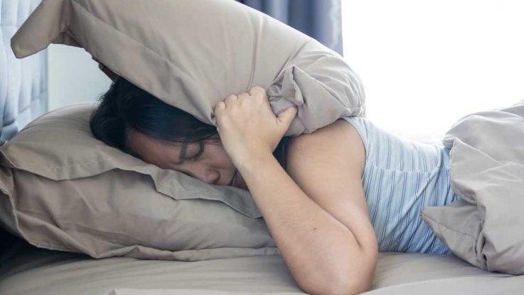 jak snadno usnout