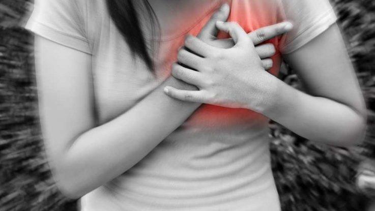 Příznaky před infarktem