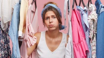 Jak vybírat oblečení ráno