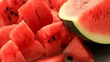 Pecky z melounu