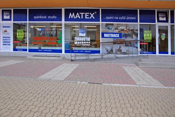 Nová matrace Matex