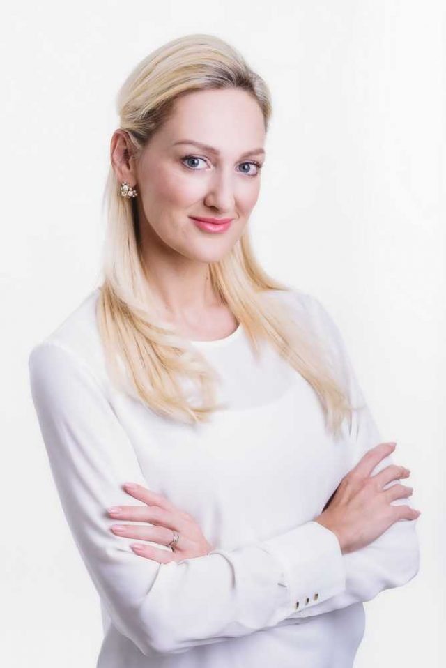 microblading, Lucie Kunzová