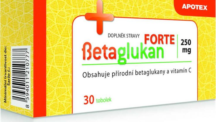 Betaglukan Forte