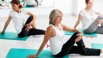 Cvičení v ženském kolektivu