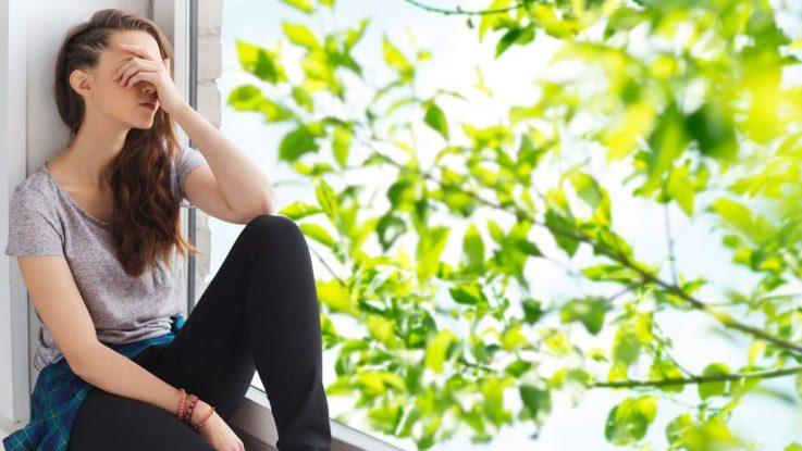 jarní deprese, přírodní antidepresiva