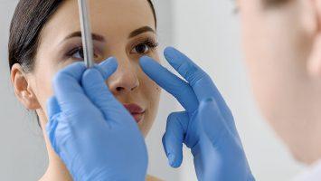 Operace nosu jako bambule